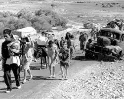 Palestine exodus