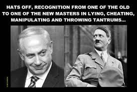NetanyahuHitler