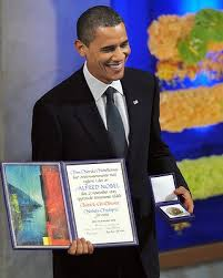 obama nobel peace